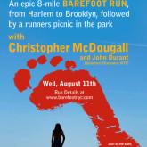 Born to Run! Harlem to Brooklyn