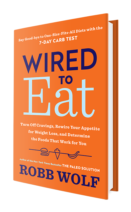 Wired to Eat Book