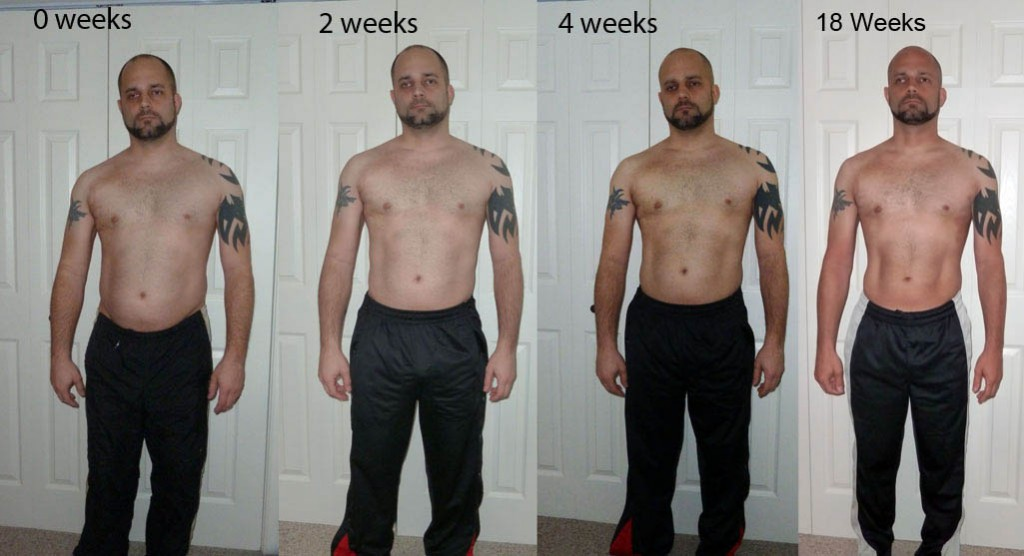 Real Life Testimonial Robs Transformation