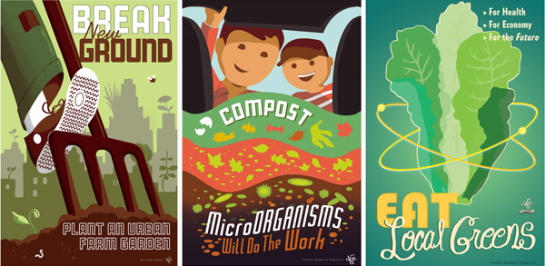 Victory Garden Posters
