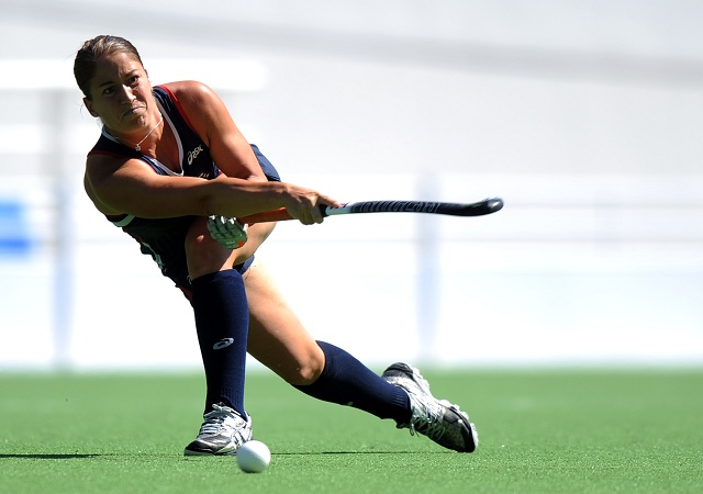 Caroline Nichols USA Field Hockey