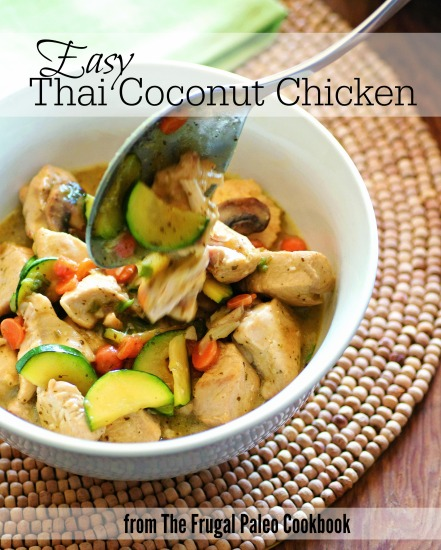 Easy Thai Coconut Chicken lg