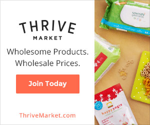 Thrive Market: Wholesome Products. Wholesale Prices. Join Today.
