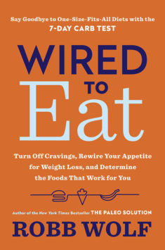 Wired to Eat by Robb Wolf